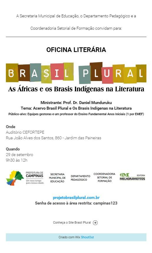 brasil plural